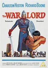 War Lord 5060000403206 With Charlton Heston DVD Region 2