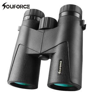 Binoculars Nitrogen 10x42 Filled Waterproof telescope BAK4 Roof Prism FMCLens