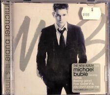 Michael Bublé - It's Time CD Album