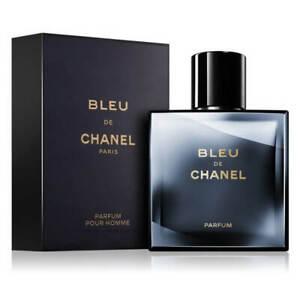 New men Chanel Bleu De Chanel Eau De Parfum 100ml 3.4 fl oz
