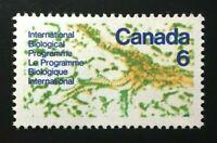Canada #507 MNH, United Nations Biological Programme Stamp 1970