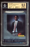 KYRIE IRVING NATIONAL VIP ROOKIE TRUE BGS 9.5 - .5 AWAY - CROSSOVER PSA 10 - HOT