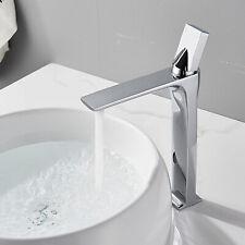 Hoch Wasserfall Waschtischarmatur Bad Becken Wasserhahn Armatur Waschbecken DHL