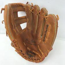 "LOUISVILLE SLUGGER Autographed Graig Nettles Baseball Mitt Glove 12"" RHT K1997"