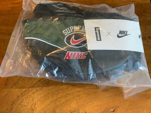 Supreme Nike Shoulder Bag Forest Green SS19 NWT 100% Authentic New