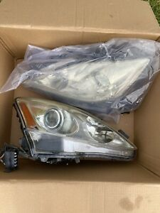 lexus is250 headlights