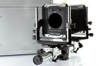 【EXC+5 in CASE】 TOYO-VIEW 45 G 4x5 Large Format Film Camera From JAPAN #1193