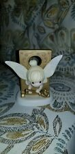 New ListingPrecious Moment Disney Tinker Bell Figurine You Hold The Key To My Heart, 153013