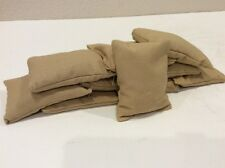 GI Joe Firebase Ryan 1/6th Custom 20 Khaki Sandbags Filled W/ Real Sand Mint New