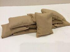 GI Joe Firebase Ryan 1/6th Custom Khaki Sandbags Filled W/ Real Sand Mint New