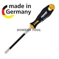 Felo 11 in. Flexible Flex Bit Holder Screwdriver Magnetic Tip Germany Ergonic