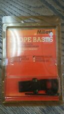 MILLET SCOPE BASE FOR REMINGTON 7400 AND 7600
