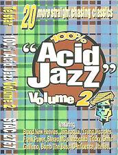 Various 100% Acid Jazz Volume 2 CASSETTE Telstar STAC 2767 Jamiroquai Incognito