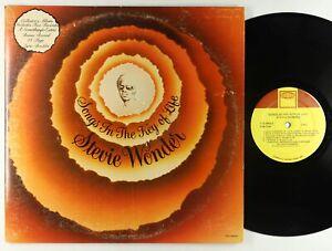 Stevie Wonder - Songs In The Key Of Life 2xLP - Tamla VG+