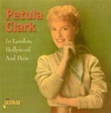 Petula Clark-in London Hollywood and Paris-cd4 Jasmine