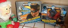 Spy-Net Collection Video Glasses & Spyclops Bionic Eye  Combo Set