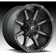 New Listingmht Fuel Offroad Wheels Coupler 17x9 5 On 5 Amp 5 On 55 Black D55617905745