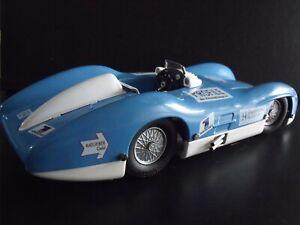 Voiture de collection 1/12 Mercedes w196 Jouet en tôle Marklin moteur 32cm boite