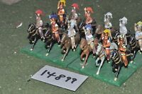 25mm classical / greek - ancient cavalry 12 cavalry - cav (14899)