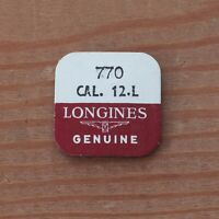 New Longines Genuine Swiss Cal 12L Watch Mainspring Part Watchmakers (G6D15)