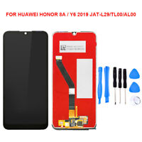 For Huawei Honor 8A JAT-L29 JAT-TL00 JAT-AL00 LCD Display Touch Screen Digitizer