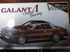 Aoshima MITSUBISHI GALANT Lambda Super Touring 1/24 Model Kit Vintage #11814