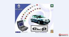 Renault puede Clip V95 2020 último software de diagnóstico del distribuidor escáner OBD2