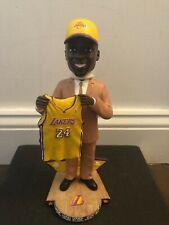 Kobe Bryant Los Angeles Lakers NBA Draft Day Jersey Bobblehead