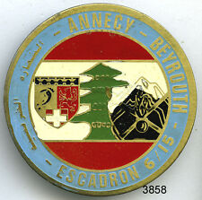 3858 - INSIGNE OPEX ESC 6/15 ANNECY BEYROUTH