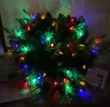 """Bethlehem Lights Pine Greens & Pinecones 24"""" Urn Filler, Multi Colored"""