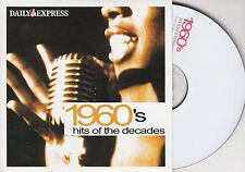 CD CARDSLEEVE COLLECTOR 8T 1960's FLEETWOOD MAC/THE BYRDS/THE McCOYS + BONUS