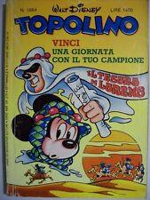 TOPOLINO N° 1664  (bb3-5)