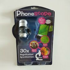 Phonescope - magnify your phone's camera (30x Magnification)