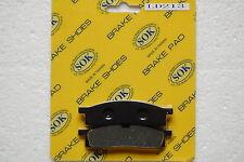 FRONT BRAKE PADS fits YAMAHA TT-R TTR 125, 00-15 TTR125 TT-R125 TT-R125LE