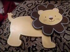 Kidsline Child Nursery 3D Wood Wall Art Lion