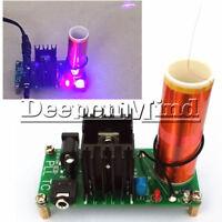 DIY 15W Mini Tesla Coil Plasma Speaker Kits Electronic Field Music Project Parts