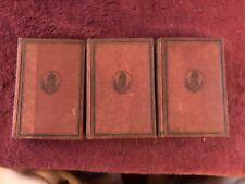 3 Book Set Works of Maurus Jokai Trans 1900