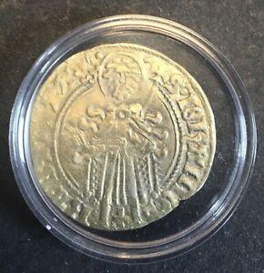 Netherlands - Gold 1 GoudGulden Coin - 'Arnoud van Egmond' - ND (1423-1473) - VF