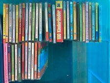 30 CD Sammlung f. Kinder: Conny, Kinderlieder, Benjamin Blümchen, Lillifee, u.a