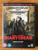 Diary of the Dead (DVD, 2007) Brand New Sealed
