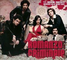 ORIGINAL SOUNDTRACK - ROMANZO CRIMINALE IL CD [DIGIPAK] NEW DVD