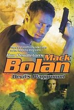 Don Pendleton MACK BOLAN Devil's Playground (Paperback)