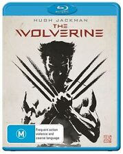 The Wolverine (Blu-ray, 2013) Hugh Jackman Brand New Sealed Free Shipping