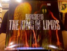 Radiohead The King of Limbs LP sealed vinyl
