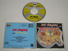 DOC HOLLIDAY/SONG FOR THE OUTLAW LIVE(LOOP LOPCD 504) CD ALBUM
