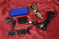 "Parrot MKi9200 Bluetooth Hands Free Color Car Cell Phone kit w/ 2.4"" display #U2"