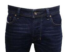 """Diesel Stretch Jeans LARKEE BEEX 0857Z """"tapered"""" dunkelblau   Gr. 33/34  NEU"""