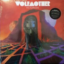 Wolfmother Victorious 180gm vinyl LP NEW/SEALED