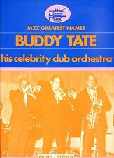 BUDDY TATE and his celebrity club orchestra vol 2 FRANCE EX LP