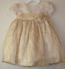 Rare Editions 2-Piece Set Baby Girl Dress Size 18M